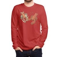 The Crayfish Crush - mens-long-sleeve-tee - small view