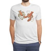 The Crayfish Crush - mens-triblend-tee - small view