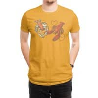 The Crayfish Crush - mens-regular-tee - small view