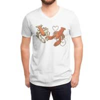 The Crayfish Crush - vneck - small view