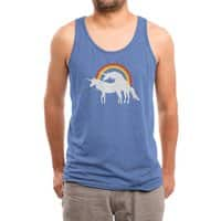 Afternoon Delight - mens-triblend-tank - small view