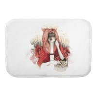 RED - bath-mat - small view
