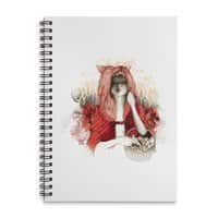 RED - spiral-notebook - small view