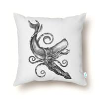 The Squid vs. The Whale - throw-pillow - small view