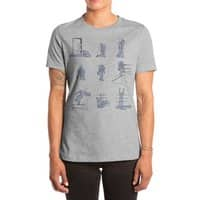 Television Made Me Do It - womens-extra-soft-tee - small view