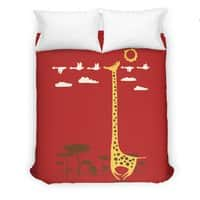 I'm Like a Bird! - duvet-cover - small view
