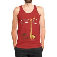I'm Like a Bird! - mens-jersey-tank - small view