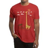 I'm Like a Bird! - mens-regular-tee - small view