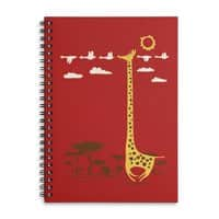 I'm Like a Bird! - spiral-notebook - small view