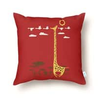 I'm Like a Bird! - throw-pillow - small view