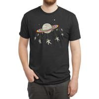 Saturn-Go-Round - mens-triblend-tee - small view