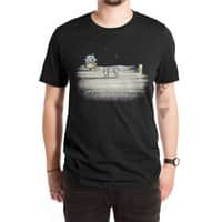 Not As Far As You Think - mens-extra-soft-tee - small view