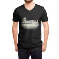 Not As Far As You Think - vneck - small view