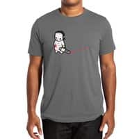 Sad Psycho - mens-extra-soft-tee - small view