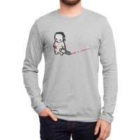 Sad Psycho - mens-long-sleeve-tee - small view