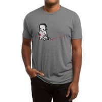 Sad Psycho - mens-triblend-tee - small view