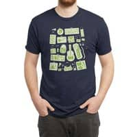 Contraband - mens-triblend-tee - small view