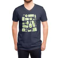 Contraband - vneck - small view
