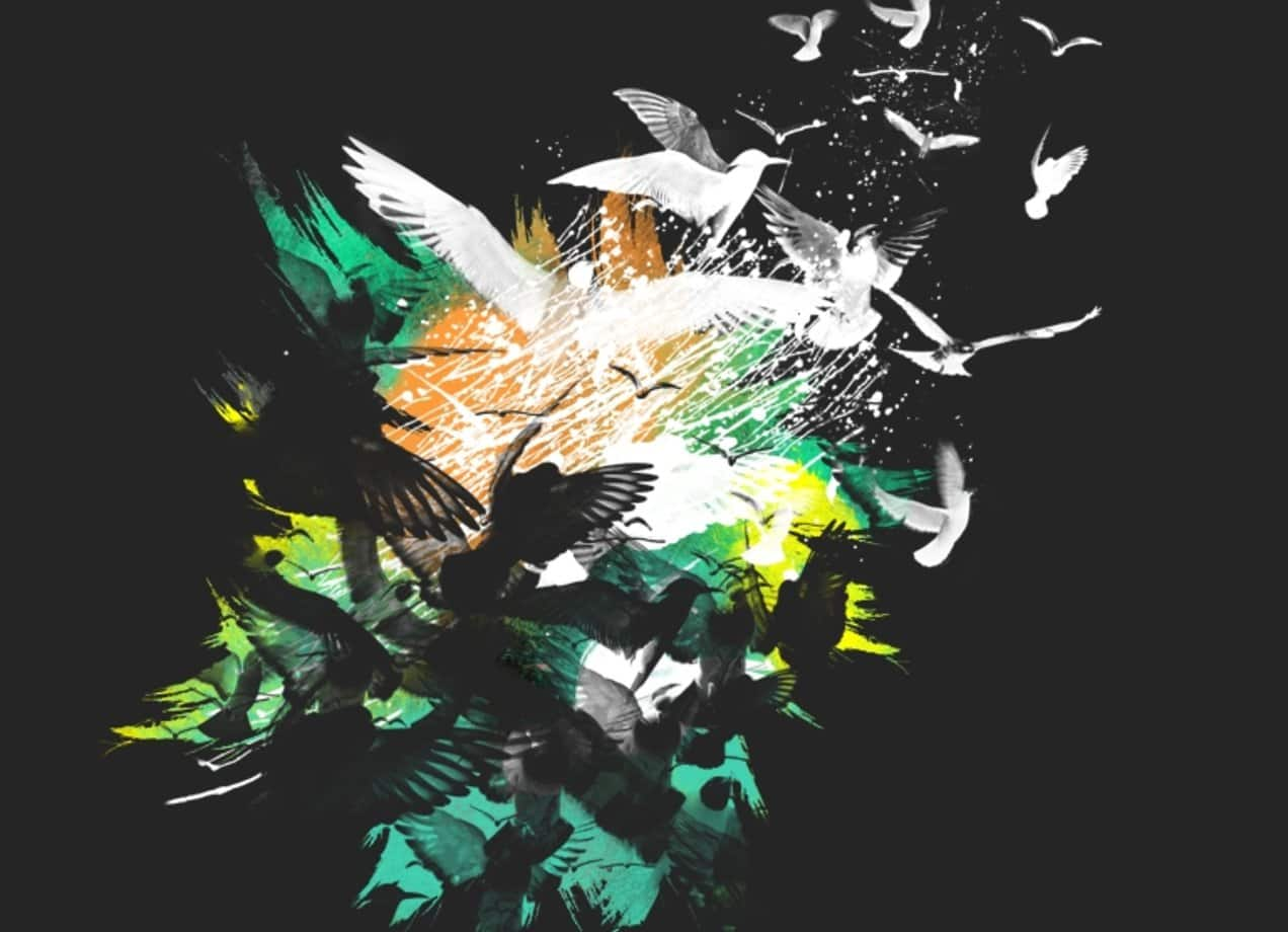 Breakthrough by FRESHFAUXX | Threadless