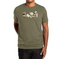Eggs, Milk and... - mens-extra-soft-tee - small view