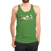 Eggs, Milk and... - mens-jersey-tank - small view