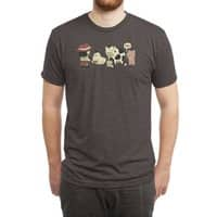 Eggs, Milk and... - mens-triblend-tee - small view