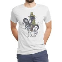 Outlaw - mens-triblend-tee - small view