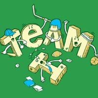 There's No 'I' In 'TEAM' - small view