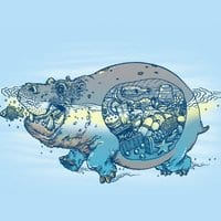 Hungriest Hippo - small view