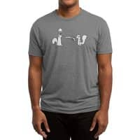 Nuts! - mens-triblend-tee - small view