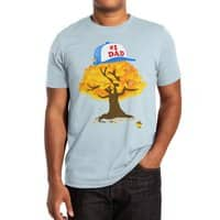 Father Grows Best! - mens-extra-soft-tee - small view