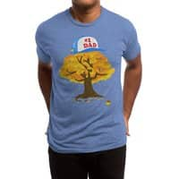 Father Grows Best! - mens-triblend-tee - small view