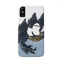 Lost at Sea - perfect-fit-phone-case - small view