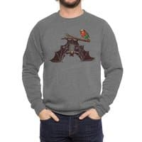 Bat & Rob - crew-sweatshirt - small view