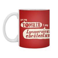 You say tomato, I say Lycopersicon esculentum - small view
