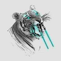 Saber-toothed Tiger - small view