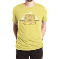 Pancakes Mountain - mens-extra-soft-tee - small view
