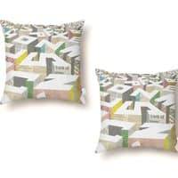 The Capital - throw-pillow - small view