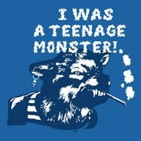 I Was a Teenage Monster - small view