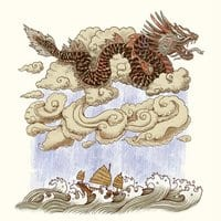 Prevailing Dragon Winds - small view