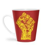 The Gaming Revolution - latte-mug - small view