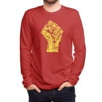 The Gaming Revolution - mens-long-sleeve-tee - small view