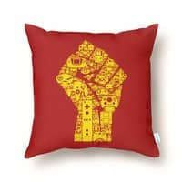 The Gaming Revolution - throw-pillow - small view