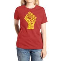 The Gaming Revolution - womens-extra-soft-tee - small view