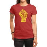 The Gaming Revolution - womens-regular-tee - small view