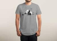 Pandamonium - mens-triblend-tee - small view