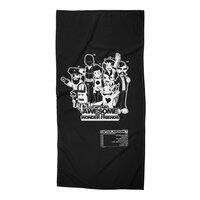Captain Awesome - beach-towel - small view