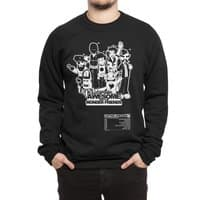 Captain Awesome - crew-sweatshirt - small view