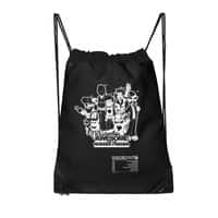 Captain Awesome - drawstring-bag - small view