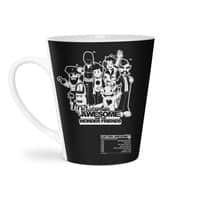 Captain Awesome - latte-mug - small view